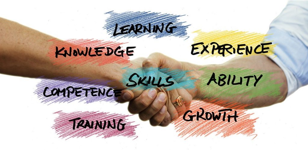 skills and learning from corporate advisors